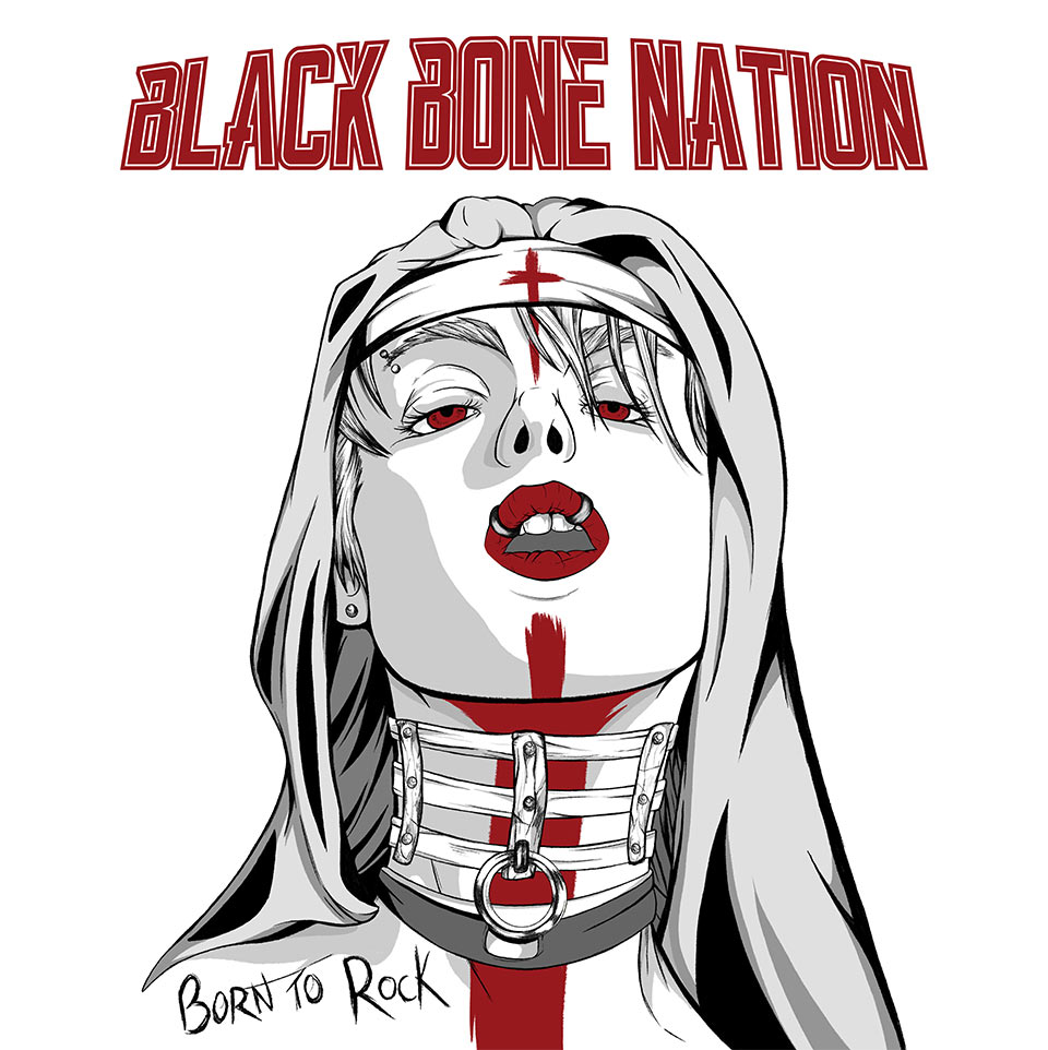 Black Bone Nation - Born To Rock