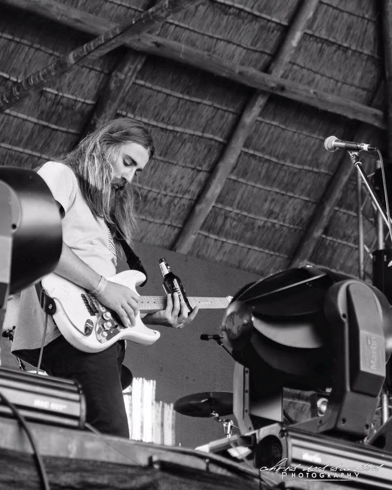 Scarlotte Will Lead Guitarist Slide Guitar
