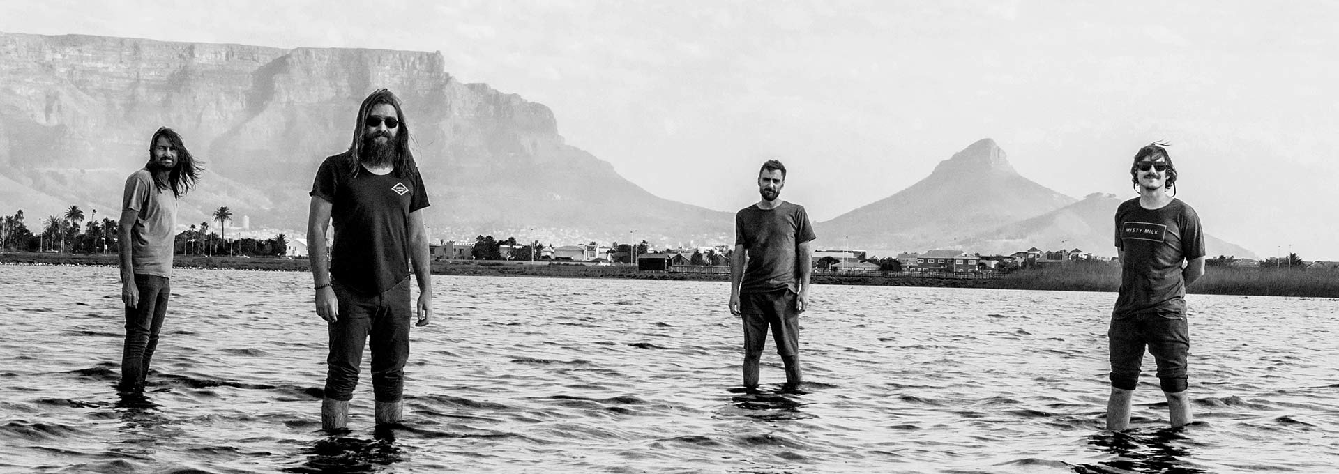 South African Band Scarlotte Will in Cape Town